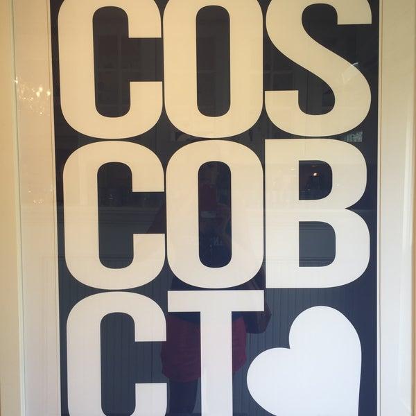The Drawing Room Cos Cob Menu