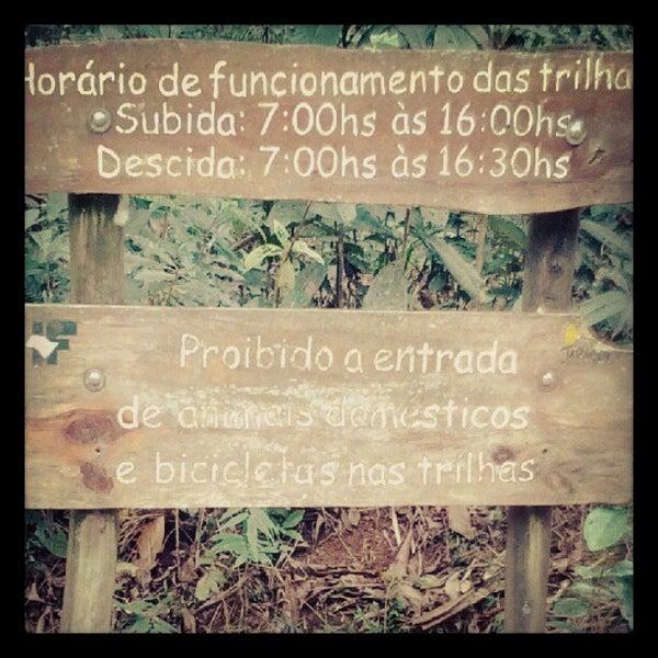 Photo taken at Parque Estadual do Jaraguá by Wilton d. on 10/6/2012