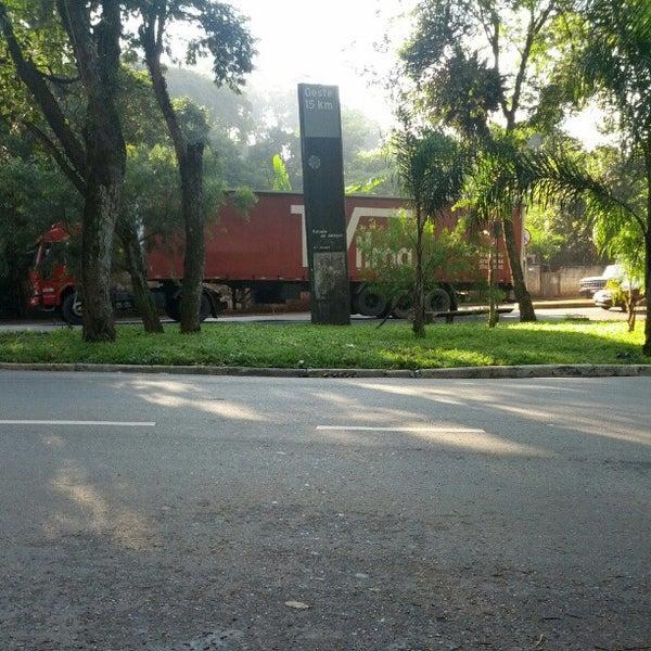 Photo taken at Parque Estadual do Jaraguá by Wilton d. on 2/25/2013
