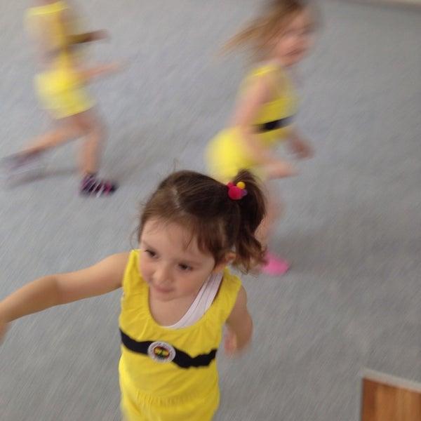 3/23/2014 tarihinde Hasan Y.ziyaretçi tarafından Fenerbahce Spor Okulları'de çekilen fotoğraf