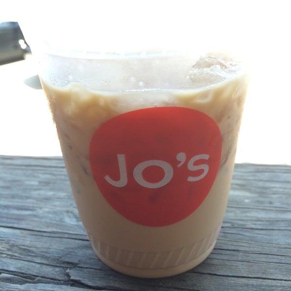 Photo taken at Jo's Coffee by Steve R. on 7/26/2014
