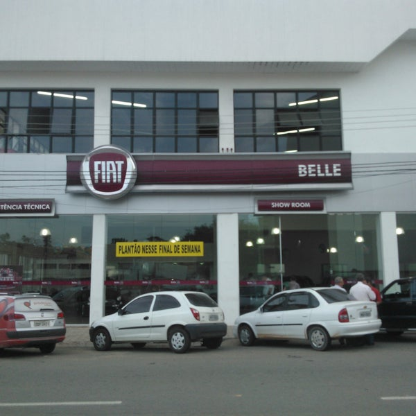 Fiat Belle Auto Dealership In Colatina