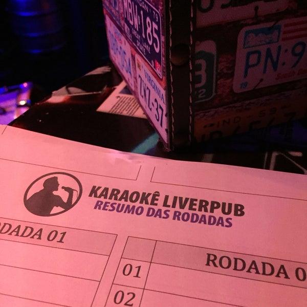 Foto tirada no(a) Liverpub Vitória por Renato C. em 2/2/2018