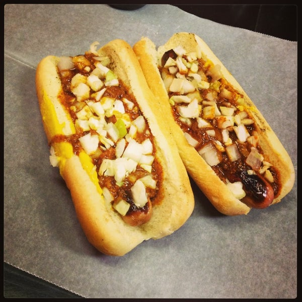 Hot Dog! Best in the Universe!