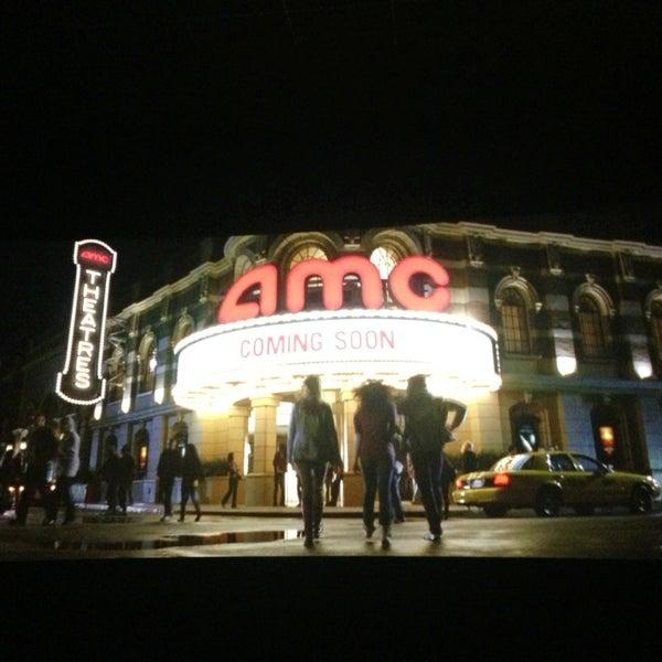 Photo taken at AMC Century City 15 by Kira R. on 4/28/2013