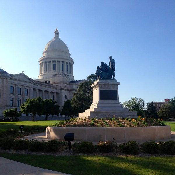 Little Rock Capitol Building Tours