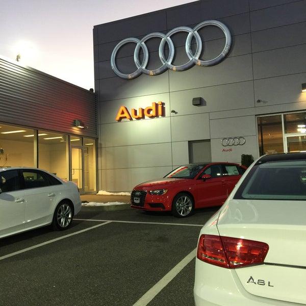 Valenti Audi - Auto Dealership in Watertown