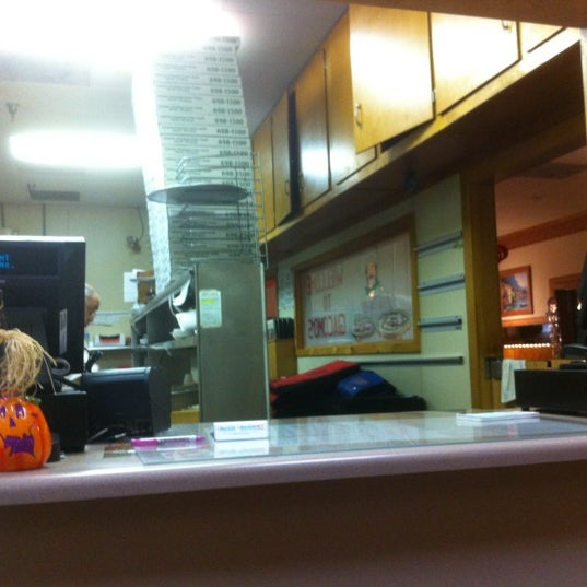 Photo taken at Pizza Delight by Giacomo by Will G. on 10/16/2012