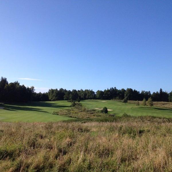 Photo taken at Ypsilon Golf Resort Liberec by Jára J. on 9/1/2013