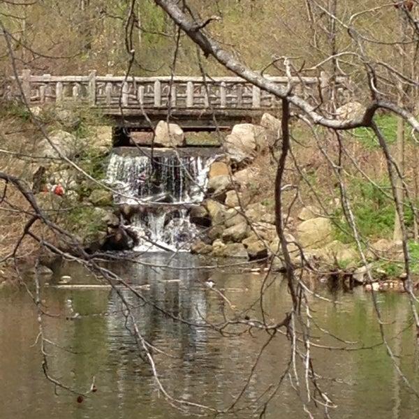 Photo taken at Prospect Park Boathouse & Audubon Center by Michael C. on 4/20/2013