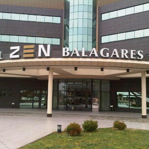 Foto tomada en Hotel Spa Zen Balagares por Damián d. el 12/18/2012