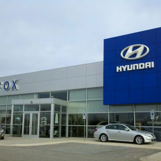 Fox Hyundai Kia Auto Dealership In Grand Rapids