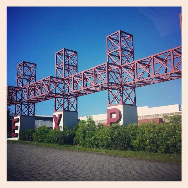 Photo taken at Exponor - Feira Internacional do Porto by Plux W. on 5/9/2013