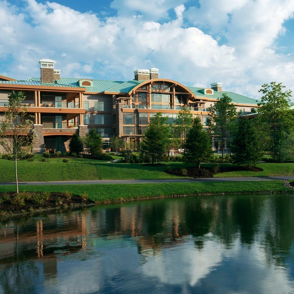 Skana Spa is located in The Lodge. Just one of the many reasons it's a Four Diamond award-winning resort.