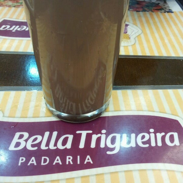 Photo taken at Bella Trigueira Padaria by Everton I. on 9/3/2013