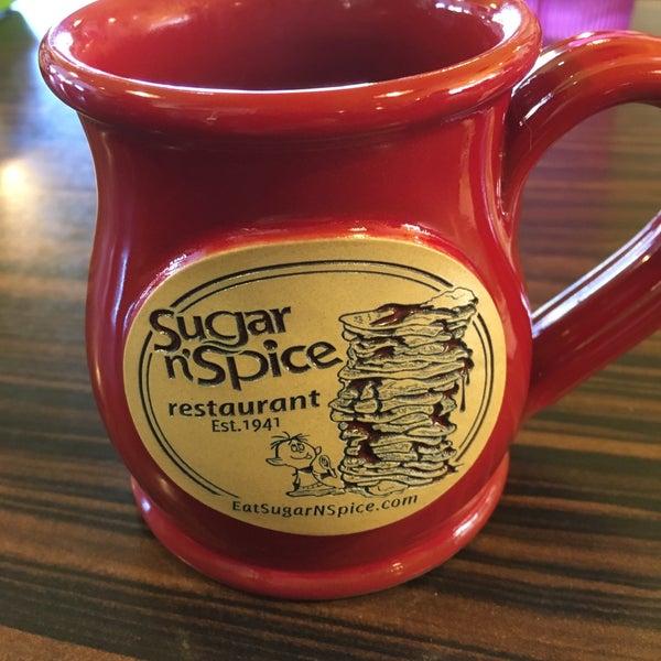 Photo taken at Sugar N' Spice by Tim L. on 12/27/2016