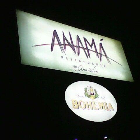 Foto tirada no(a) Anamá Restaurante por GILSON F. em 4/10/2013
