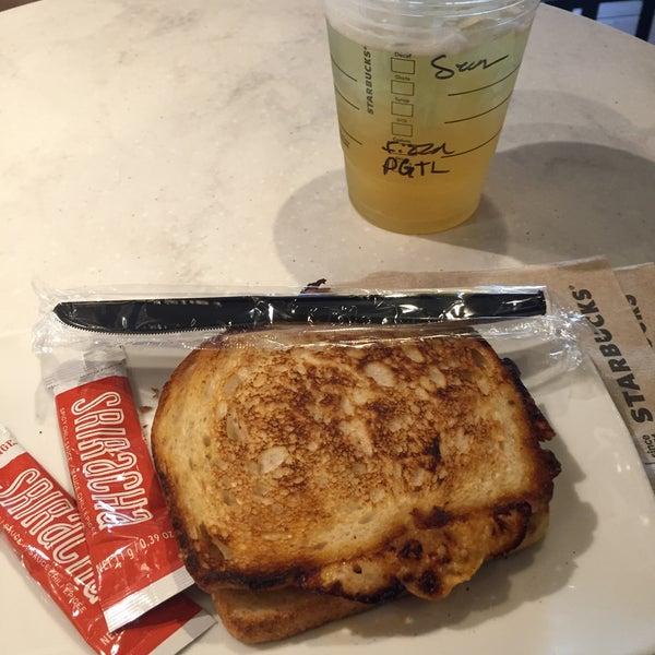 Photo taken at Starbucks by Sean W. F. on 9/10/2015