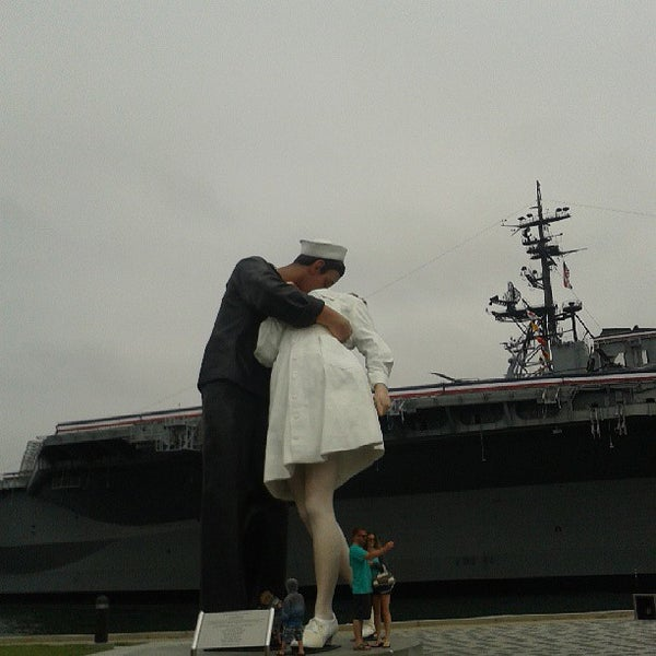 Photo taken at USS Midway Museum by Emilio S. on 6/15/2013