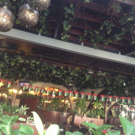 Photo taken at Reem Al Bawadi by Lorina R. on 12/1/2012