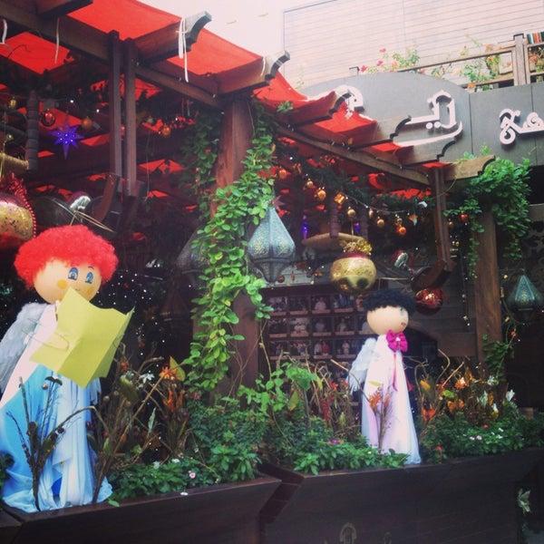 Photo taken at Reem Al Bawadi by Lorina R. on 12/22/2012