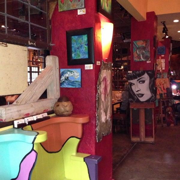 Photo taken at Café Tu Tu Tango by Jen P. on 5/11/2013