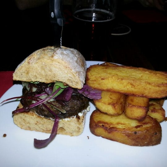The brew dock gastropub in dublin - Cuisine cosy fly ...