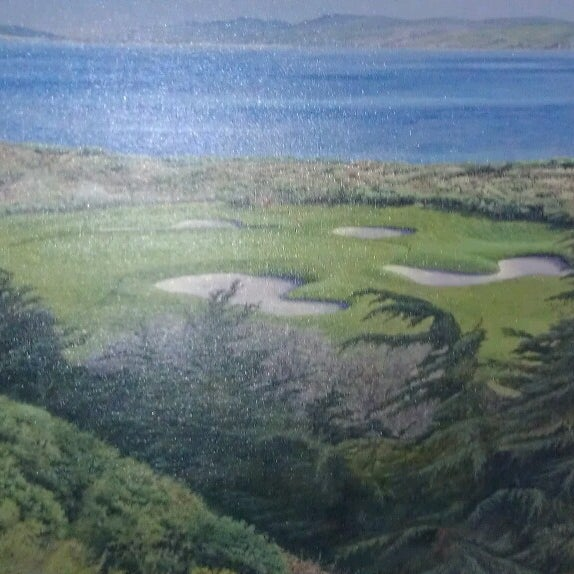 Photo taken at The Links At Bodega Harbour by Dale S. on 4/23/2013