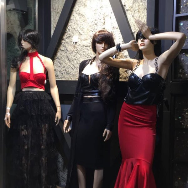 Фотографии женской одежды