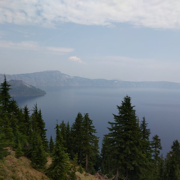 Photo taken at Crater Lake National Park by Chung H. on 8/7/2017