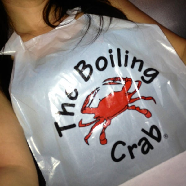 Photo taken at The Boiling Crab by Christine O. on 4/12/2013