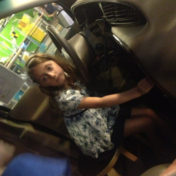 Photo taken at Long Island Children's Museum by Stephanie K. on 6/25/2013