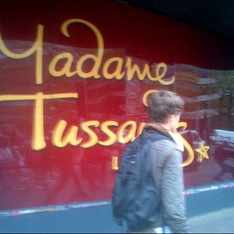 Photo taken at Madame Tussauds by Astrid V. on 5/17/2013