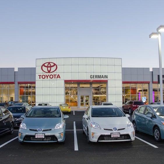 Germain Toyota Of Columbus Auto Dealership In Columbus