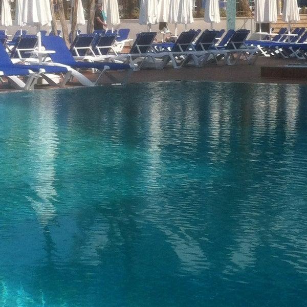 4/14/2013 tarihinde Yusuf Ö.ziyaretçi tarafından Vikingen Infinity Resort Hotel & Spa'de çekilen fotoğraf