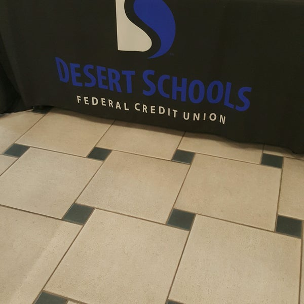 Photo taken at Desert Schools Federal Credit Union by Kelli D. on 8/30/2016