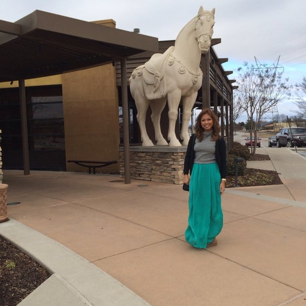 Photo taken at P.F. Chang's by Ivone O. on 2/3/2014