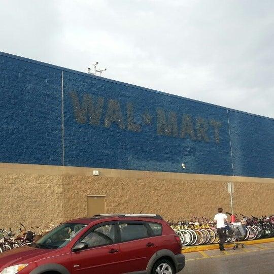 Photo taken at Walmart Supercenter by Devlin S. on 5/31/2013