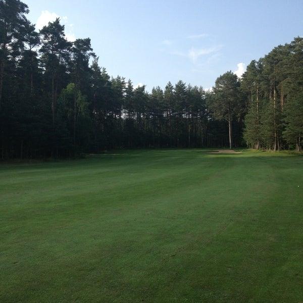 Снимок сделан в Golfclub Abenberg e.V. пользователем JueDue 7/10/2013