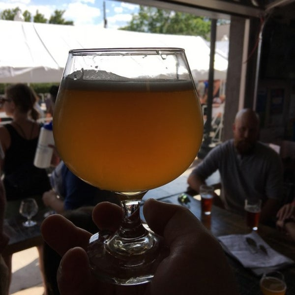 Photo taken at Joyride Brewing Company by Michael F. on 7/16/2016