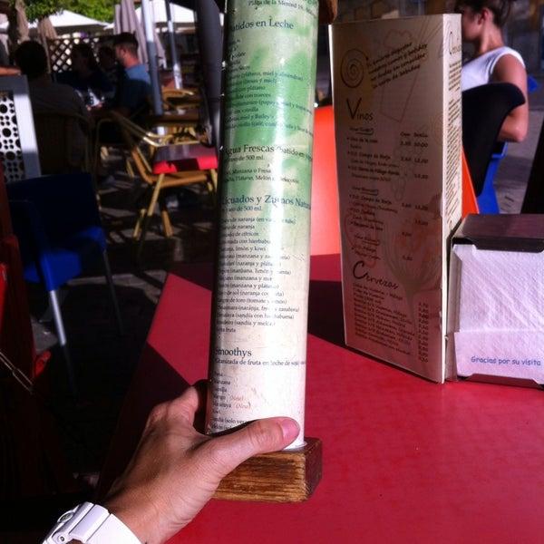 7/18/2014 tarihinde Judith P.ziyaretçi tarafından Café con Libros'de çekilen fotoğraf
