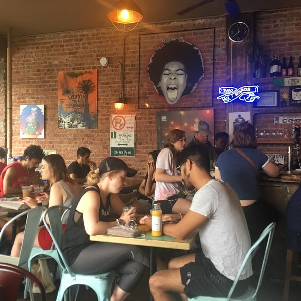 Photo taken at PLG Coffee House and Tavern by Julien A. on 7/23/2017