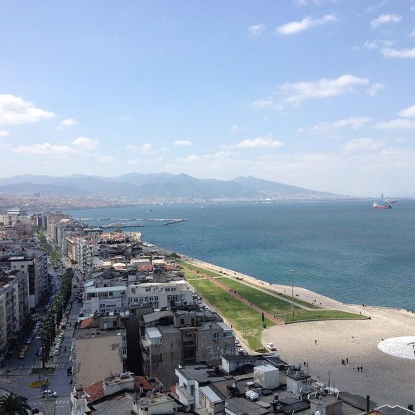 4/18/2013 tarihinde Iskender S.ziyaretçi tarafından Ege Palas Business Hotel'de çekilen fotoğraf