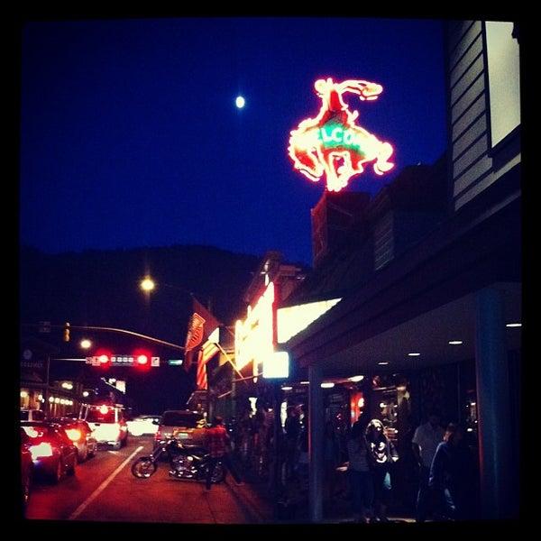 Photo taken at Million Dollar Cowboy Bar by Scott on 8/16/2013