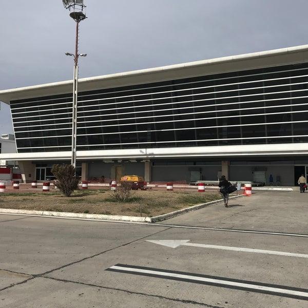 Foto tomada en Aeropuerto Internacional del Neuquén - Presidente Juan D. Perón (NQN) por Sonia J. el 8/10/2018