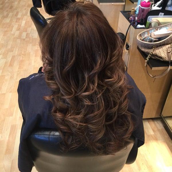 Carlton hair salon fashion valley 21