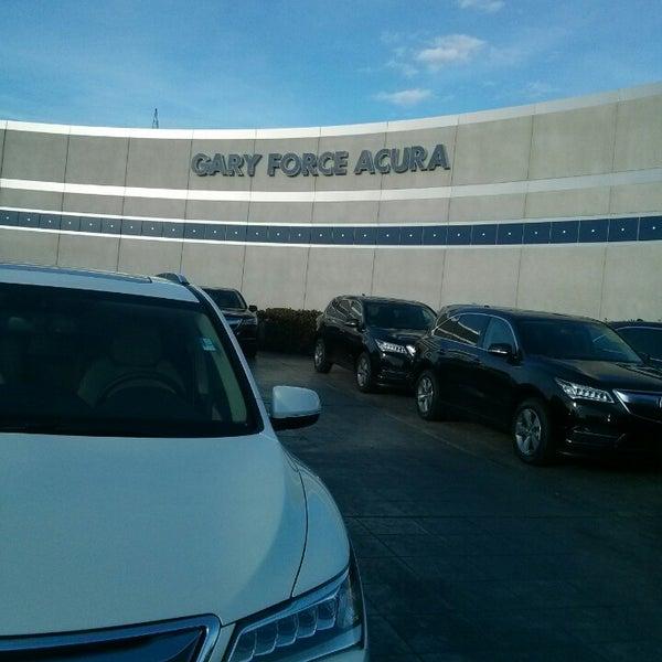 Gary Force Acura - Auto Dealership