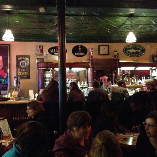 Photo taken at Hopleaf Bar by Mo N. on 12/9/2012