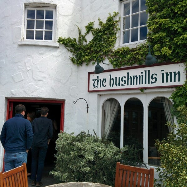 Photo taken at The Bushmills Inn by Craig C. on 6/11/2014