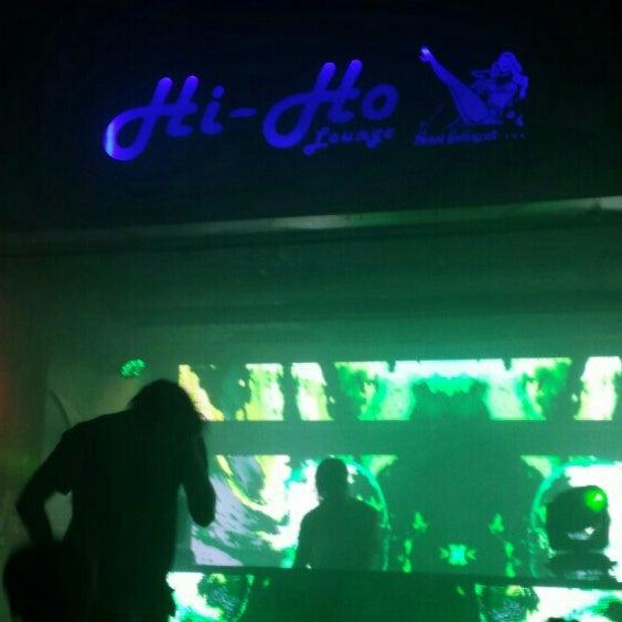 Photo taken at Hi-Ho Lounge by Jim L. on 3/30/2016
